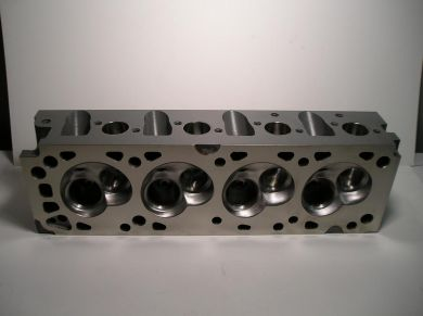 Stage 3 Ported Cast Iron Head- Bare