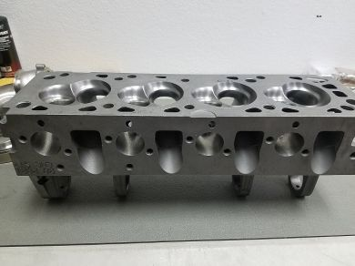 NEW! CNC Stage 4 ported  Iron Head