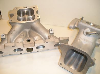 Stage 3 Ported Upper/Lower Intake