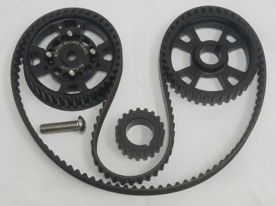 Round Tooth Pulley Kit