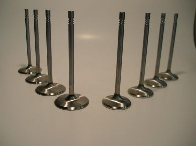 7mm Oversized Valves (Dual Plug Heads)